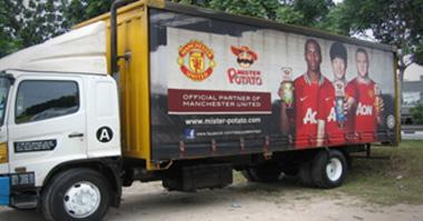 10-Tonner Truck